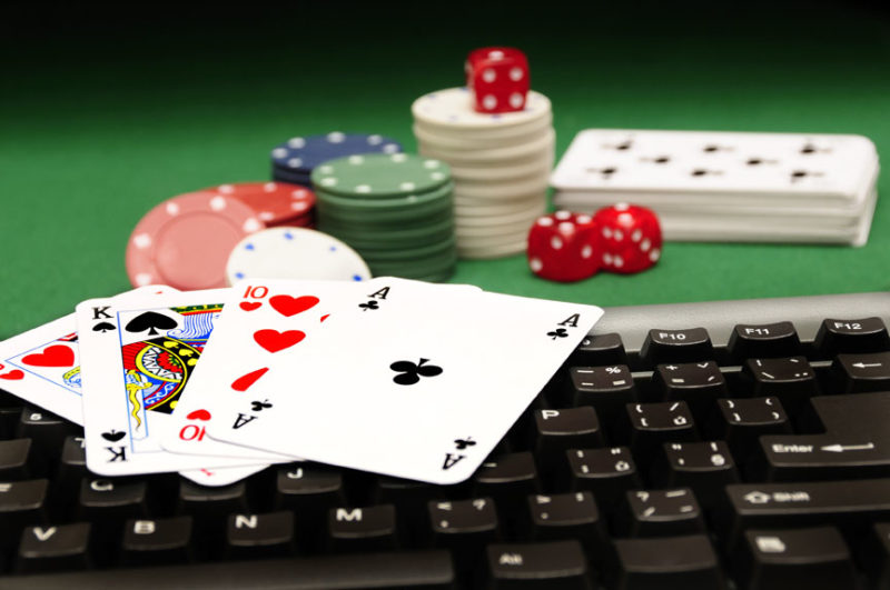 Image result for The rise of the online poker games